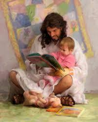 jesus with kids 4 by samasmsma on deviantart