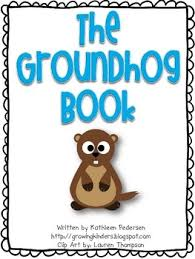 groundhog u0027s day literacy activities