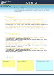 latest resume format for experienced curriculum vitae cv resume samples u0026 resume format