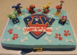 104 fiesta patrulla canina tartas paw patrol party cakes
