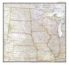 Pics Of Maps Of The United States by North Central United States Map