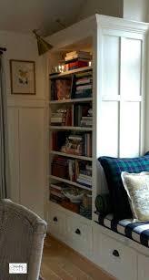 Bookshelf Seat 82 Best Bookshelves Galore Images On Pinterest Cottage Style