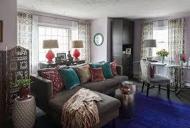 antique bohemian interior design boosting artistic room accents