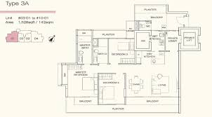 st regis residences singapore floor plan three balmoral call 6100 0607 showflat hotline