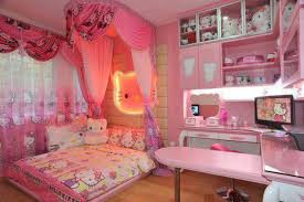 Decorating Ideas For Girls Bedrooms Bathroom Soft Hello Kitty Bedroom Ideas For Little Girls Also