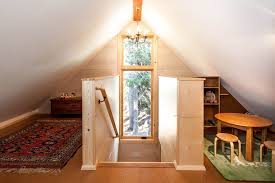 Access Stairs Design Bedroom Attic Access Stairs U2014 New Interior Ideas Easy And Safe