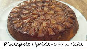 pineapple upside down cake a simple homestead
