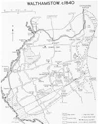 Essex England Map by Walthamstow Introduction And Domestic Buildings British History