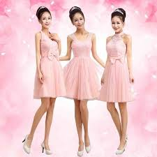 Pink Bridesmaid Dresses 63 Best Pink Bridesmaid Dresses Images On Pinterest Pink