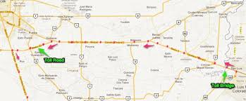 mexico toll road map algodones to the mexicali san felipe highway via highways 2 3 and