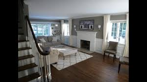 interior remodeling ideas colonial home renovation before and after youtube