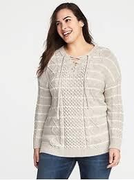 trendy plus size sweaters navy