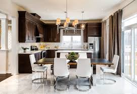 gallery treasure hill homes model home kitchen markham