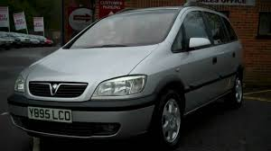 vauxhall zafira 2008 2001 vauxhall zafira elegance dti 7 seater for sale youtube