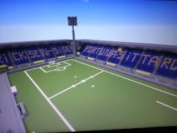 minecraft sports stadium fortuna supporters on twitter