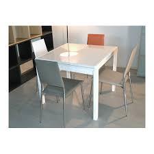 Tavolo Quadrato Allungabile Ikea by Tavolo Soggiorno Allungabile Legno Il Miglior Design Di