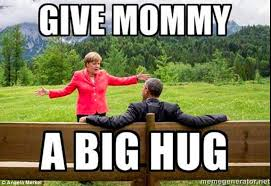 Bench Meme - angela merkel barack obama alpine bench chat memes heavy com page 3