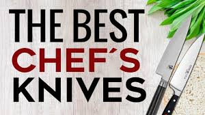 best kitchen knives review the best chef u0027s knives best chef knives reviews youtube