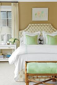 how to make a mirror headboard 10 tricks to make your bedroom feel extra cozy southern living