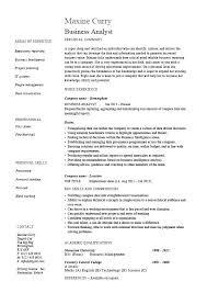 business analyst resume resume business analyst resume exles