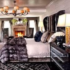 Glamorous Bedroom Decor Via Stallonemedia Master Bedroom - Glamorous bedrooms