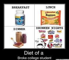 College Students Meme - so true please help the poor college student eat meme by sakina94