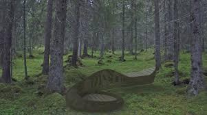 forest interior shelter from life tommy jørgensen