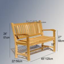Teak Patio Furniture Sets - outdoor bench ihuse