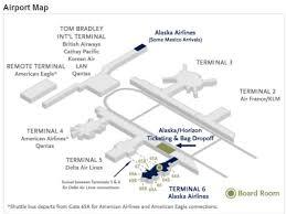 alaska air map alaske airlines lax terminal all vallarta board for