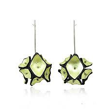 Cascading Bead Chandelier Earrings Express Earrings Made By North American Artists Artful Home