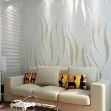 wallpaper for walls cost 10m roll modern wallpaper style beige white beige white strips