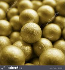 abstract forms gold balls stock image i2648830 at featurepics