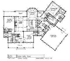conceptual house plan 1472 second master suite houseplansblog
