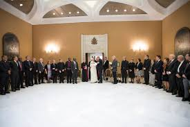 gc of sda present at ecumenical meeting with the pope u2013 it u0027s high