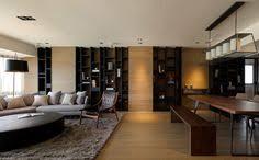 Contemporary Home Interior Wei Yi Design Associates Taipei Song Der Road Salón