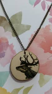wooden necklaces how to make wooden necklaces craft tutorials and inspiration