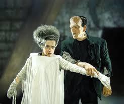 Bride Frankenstein Halloween Costume Ideas Frankenstein U0026 Bride Color Bride Frankenstein Color