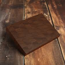 north country wood walnut end grain cutting board custom end grain cutting board butcher block walnut
