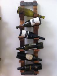Pottery Barn Wine Rack Wall Kitchen Unique Wine Racks For Cool Your Lifestyle Ideas
