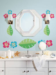 11 bathroom designs for kids and teens this hawaiian themed is