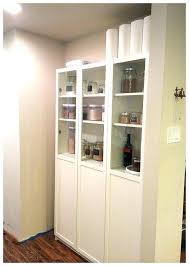 White Bookcase With Doors Ikea Ikea Bookcase With Doors New Bookcase With Glass Doors White