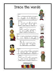 community helpers printable 2 preschool printables crafts