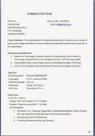 Free Download Resume Sample by Resume Template Classic 20 Blue Classic 20 Blue Resume For Job