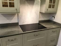 granite countertop remodeled kitchens with white cabinets ocean