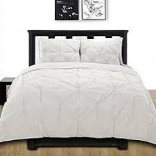 Organic Cotton Pintuck Duvet Cover Shams Duvet Covers Comforter Covers Sears
