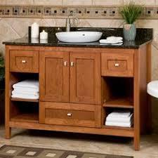 Shaker Style Vanity Bathroom Bath Vanity Cabinets Craftsman Shaker Vanities 60 Alcott Vanity
