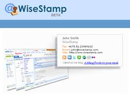 creating your own email signature