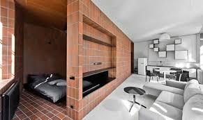 Micro Studio Plan Tiny Apartment Inhabitat Green Design Innovation