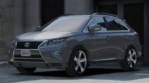 lexus crossover 2015 2015 lexus rx450h add on replace gta5 mods com