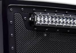 Dodge Ram Truck Grills - t rex dodge ram pu 2500 3500 torch series led light grille